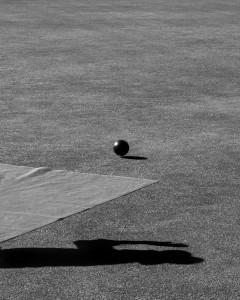 Lawn bowling in Golden Gate Park, San Francisco, CA