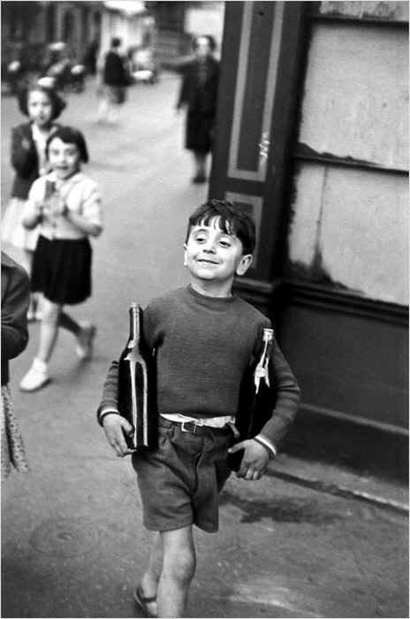 Photo by Henri Cartier -Bresson