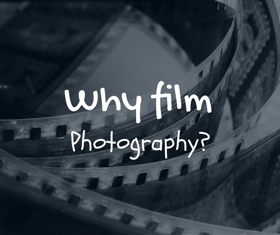 Why Shoot Film-