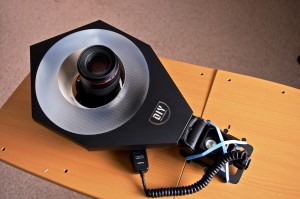 The DIY ring flash modifier has beautiful output. But it was too clumsy for running around outdoors.