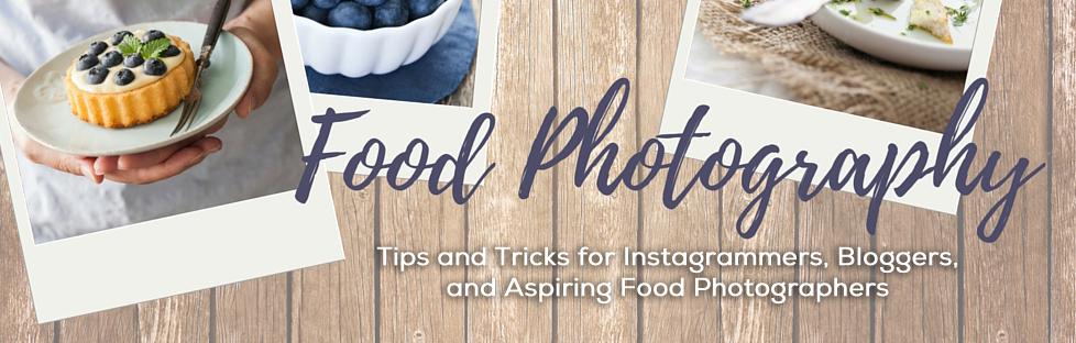 Food photography free ebook