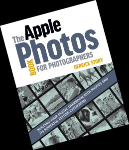 Apple Photos Book Cover angled