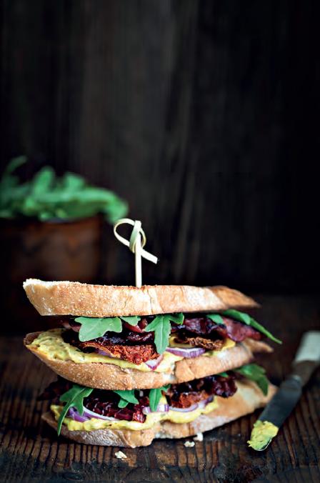 Food Photography Eye level